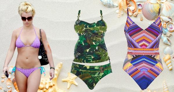 Готовимся к пляжному сезону вместе: выбираем купальник по типу фигуры