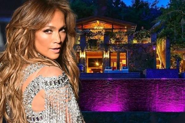 Дженнифер Лопес купила поместье за $28 миллионов