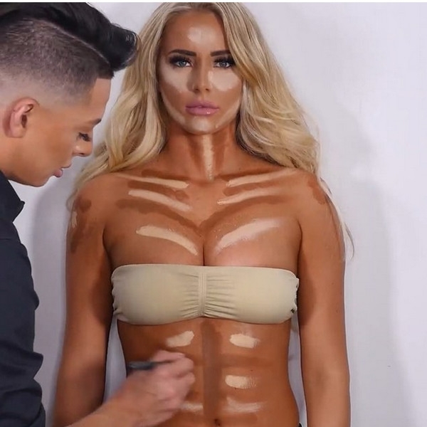 Новый тренд: контурирование тела