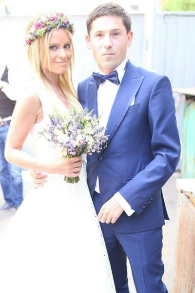Дана Борисова нашла утешение в объятиях нового мужчины