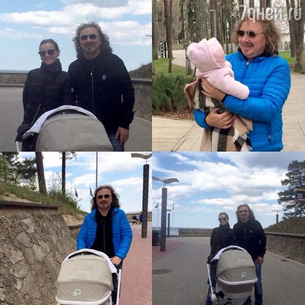 Эксклюзив! Юлия Проскурякова: «Мы крестили дочь и очень счастливы!»