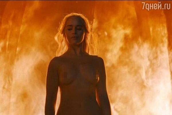 Emilia Clarke has shocked fans with her figure