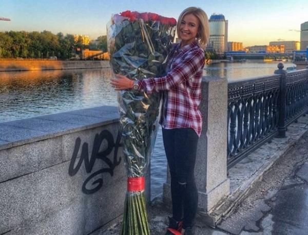 Ольга Бузова выложила интимное фото в Инстаграм