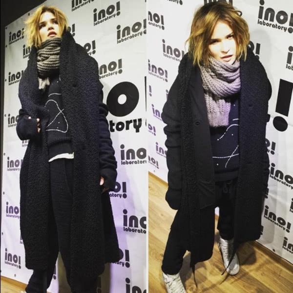Лукерья Ильяшенко: «Я страшно закомплексованная»