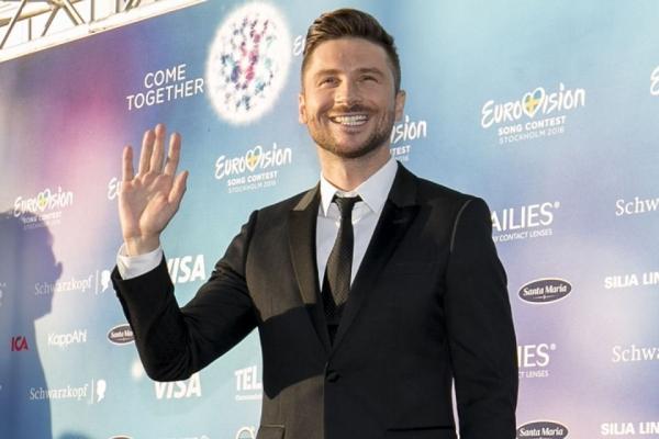 Сергей Лазарев готовится к выступлению на «Евровидении-2016»