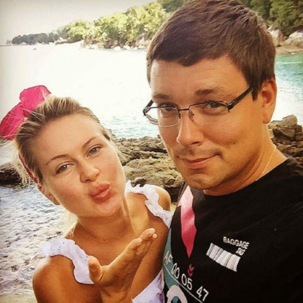 Андрей Чуев развелся с женой