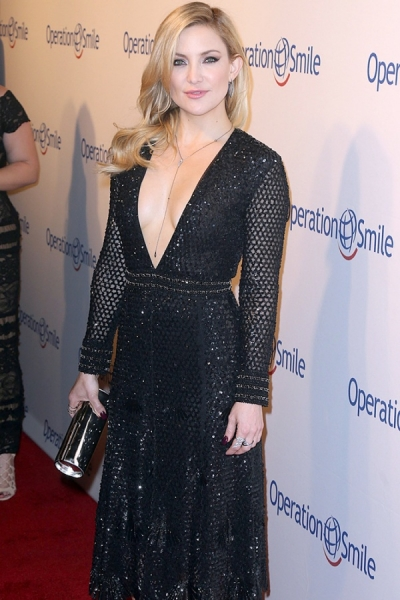 Кейт Хадсон показала голливудский стиль без грамма силикона