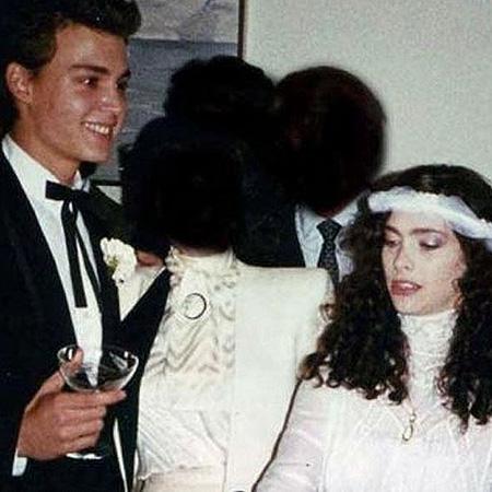 Бывшая жена Джонни Деппа Лори Энн Эллисон уверяет, что актер никогда не бил женщин