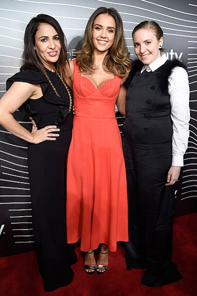Ким Кардашьян, Джессика Альба и другие на церемонии вручения премии Annual Webby Awards