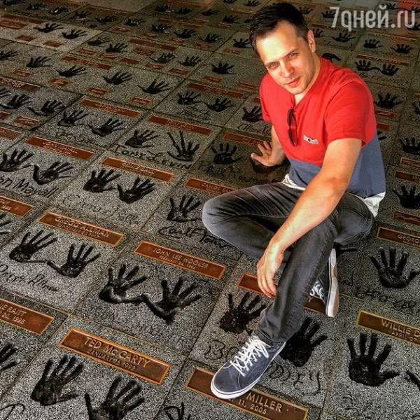 Александр Асташенок выбрал для дочки школу в Голливуде