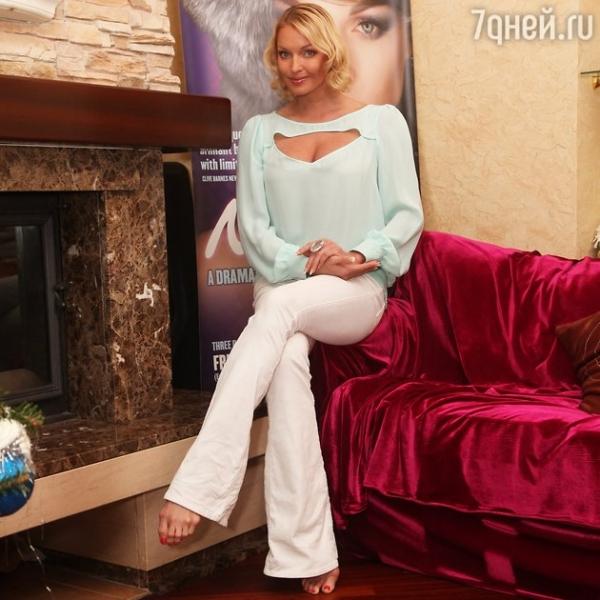 Новый поворот в скандале с Анастасией Волочковой