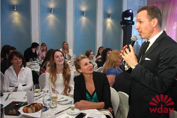Жена Кержакова устроила вечер юмора за 12 миллионов рублей