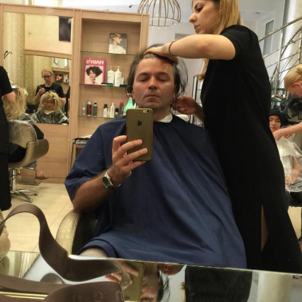 Дмитрий Маликов намерен подстричься налысо