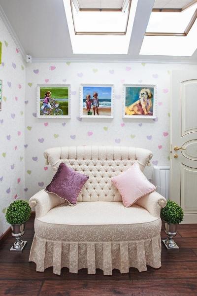 10интересных вариантов дизайна детских комнат отроссийских дизайнеров