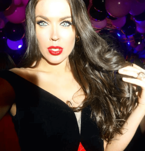 Таня Терешина оторвалась на свадьбе с экс-супругом
