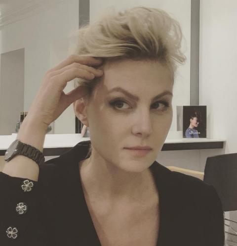 Рената Литвинова намекнула, что в ее жизни есть мужчина