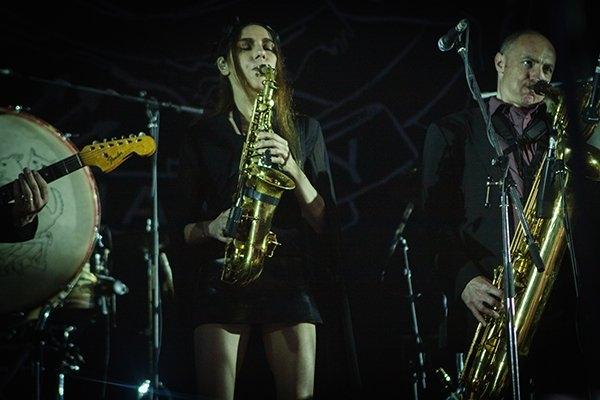 Пи Джей Харви выступила в Москве