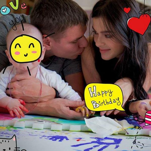 Елена Темникова намекнула на скорое пополнение в семье