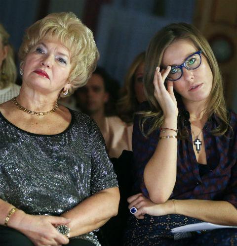 Людмила Нарусова: «Беременность Ксении слишком затянулась»