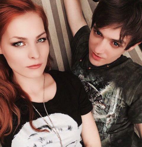 Мэрилин Керро и Александр Шепс торгуют куклами вуду