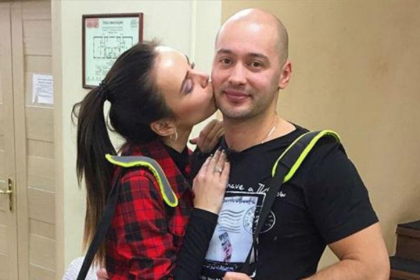 Андрей Черкасов похвастался новой избранницей