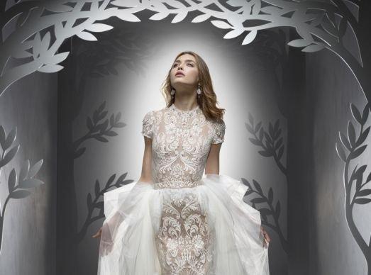 Основные тренды свадебной моды 2016 года