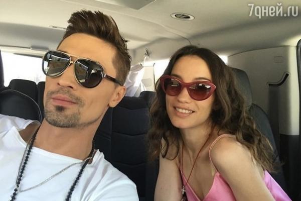 Виктория Дайнеко и Дима Билан раскрыли тайну совместной поездки в США