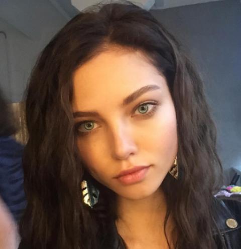 Алеся Кафельникова попала в больницу