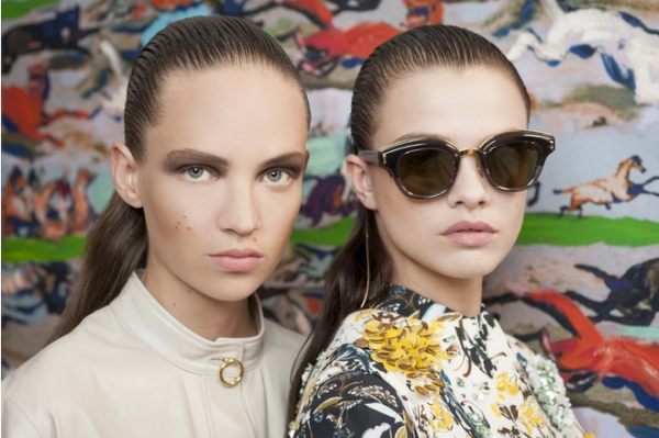 Идеальные цвета: как повторить макияж с показа DIOR CRUISE 2017