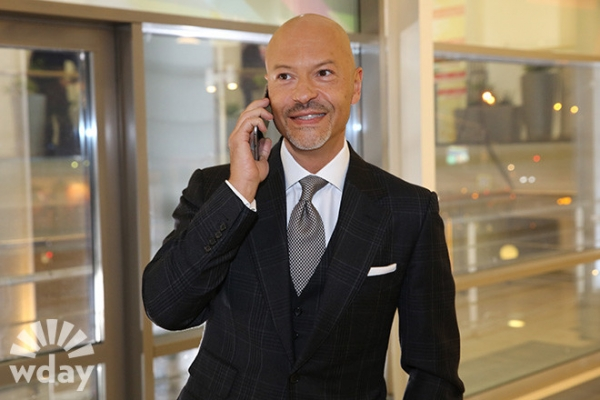 Федор Бондарчук стал дедом в четвертый раз