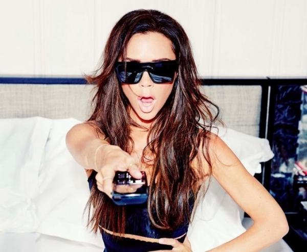 Виктория Бекхэм снялась в вызывающей фотосессии для Elle