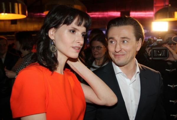 Сергей Безруков и Анна Матисон ждут первенца