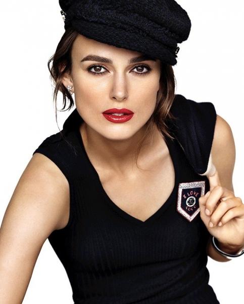 Кира Найтли вновь стала лицом Chanel