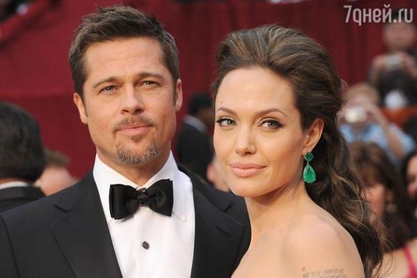 Новые проблемы в семействе Анджелины Джоли