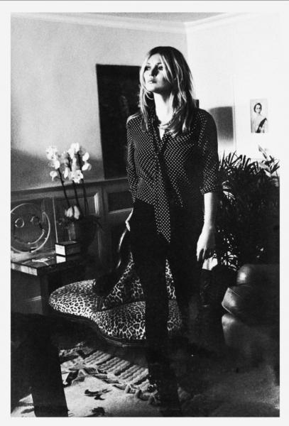 Кейт Мосс стала дизайнером одежды от Equipment