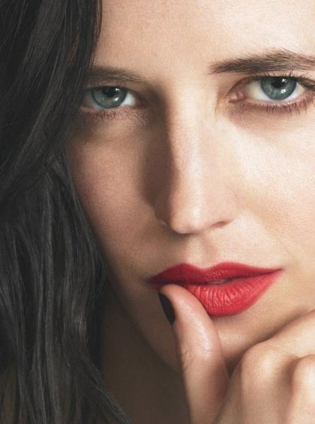 Ева Грин в мистической фотосессии для W Magazine
