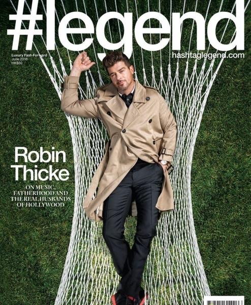 Робин Тик рассуждает о Джастине Бибере на страницах #Legend