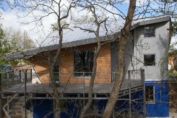 Глеб Пьяных построил дома для продвинутой публики