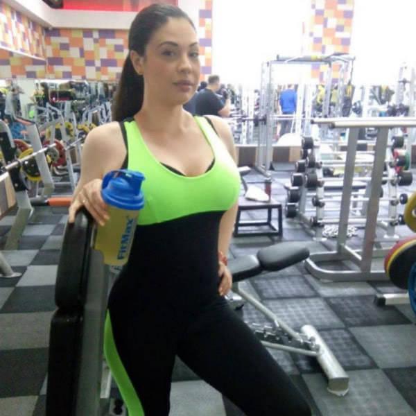 Инна Воловичева сорвалась с диеты