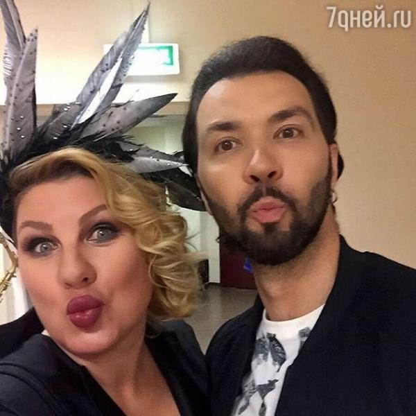 Ева Польна рассказала об отношениях с Денисом Клявером