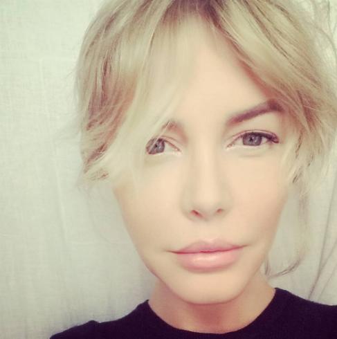 Маша Малиновская в восторге от своих силиконовых губ