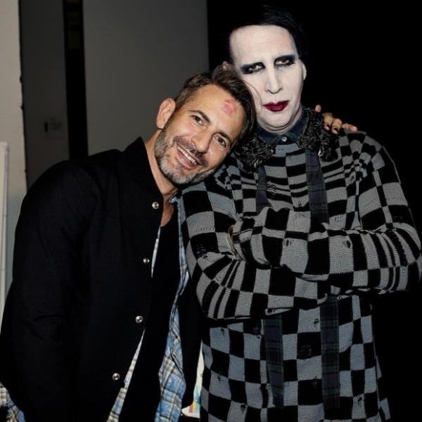 Мэрилин Мэнсон, Кортни Лав и Кара Делевинь стали моделями Marc Jacobs