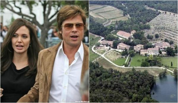 Анджелина Джоли продает недвижимость ради политической карьеры