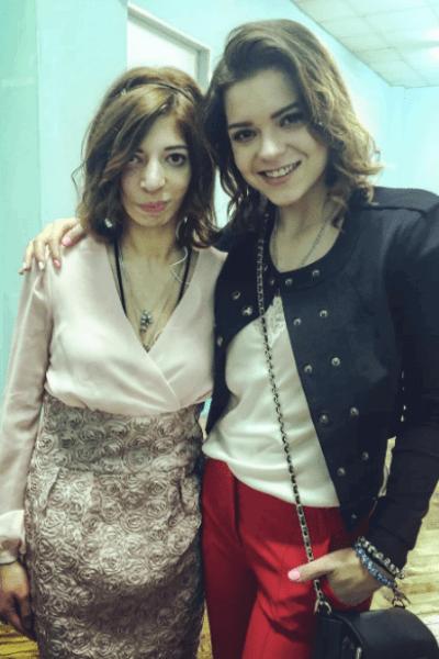 Особенная сестра учит Аделину Сотникову не опускать руки