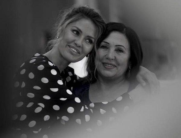 Виктория Боня впервые за долгое время опубликовала снимок мамы