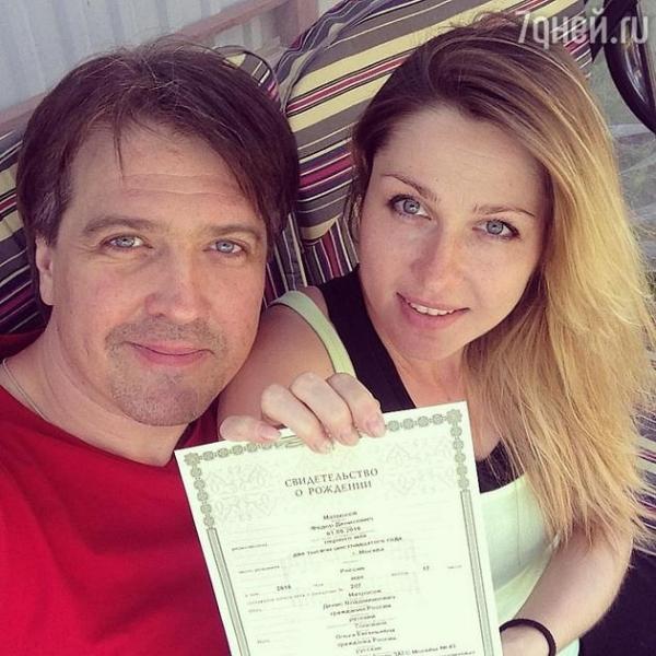 Эксклюзив: Денис Матросов раскрыл имя младшего сына