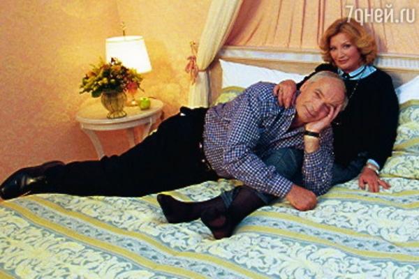 Ольга Остроумова решилась на развод из-за «безудержного стремления мужа к свободе»