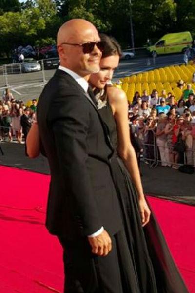 Федор Бондарчук официально представил невесту