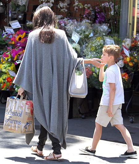 Анджелина Джоли опять шокировала поклонников своим внешним видом