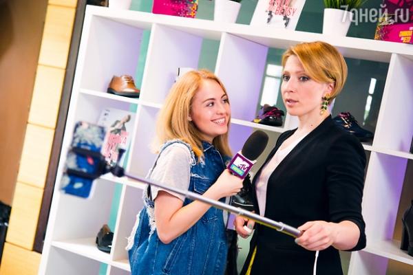 Яна Чурикова выпустила коллекцию обуви